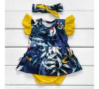 Боді-сукня з повязкою Dream