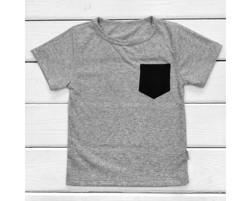 Дитяча футболка з коротким рукавом