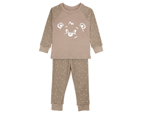 Детская пижама со светящимся рисунком Bear