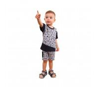 Літній костюм для хлопчика Зірка