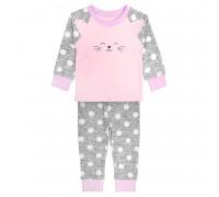 Дитяча піжама для дівчаток Happy Cat