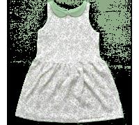 Трикотажный  сарафан Lady