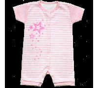 Розовый песочник для девочки Звезда