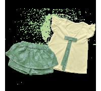Летний костюм для девочки Summer Color