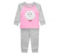 Детская пижама с овечкой Сладкий сон
