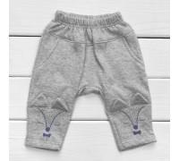 Дитячі штани з начосом Лисички
