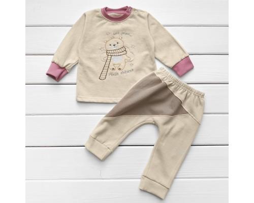 Детский костюм с вышивкой