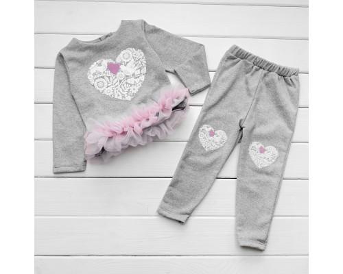 Детский костюм с фатином Heart для девочки