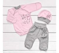 Комплект для новорожденных Размеры: 18-22