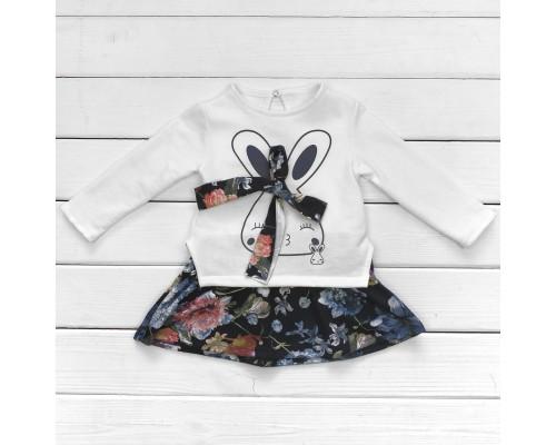 Платье Кролики