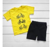 Дитячий легкий костюм Велосипед