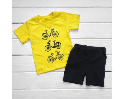 Детский легкий костюм Велосипед