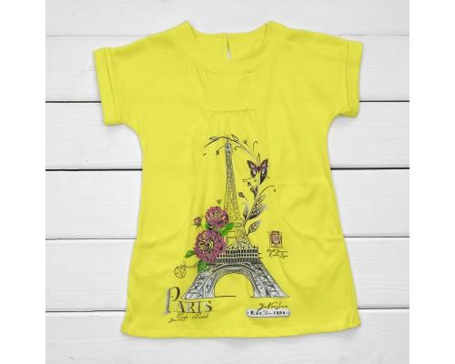 Детская летняя туника Paris