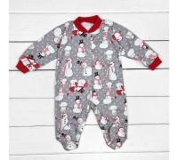 Чоловічок для малюка новорічні Сніговички