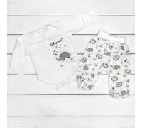 2-х предметний комплект для новонароджених Elephant