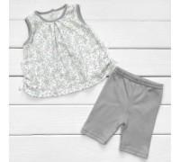 Комплект для девочки платьице и трессы