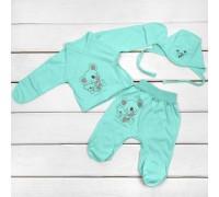 Комплект для новорожденных на лето Коалы