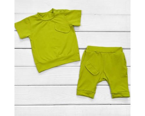 Комплект на лето футболка и шорты Vegie