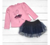 Кофта и юбка с фатином Spring
