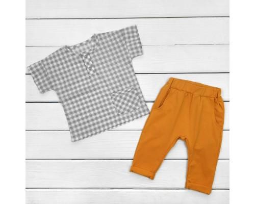 Костюм дитячий Nature сорочка і штани