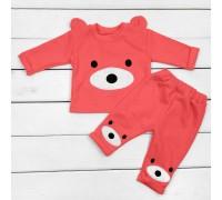 Детский костюм Мишка красный