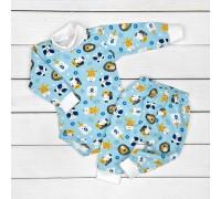 Комплектик для малюків від трьох місяців Zoo