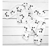 Набір льоля і повзунки Панда