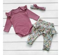 Дитячий костюмчик Wildflowers
