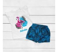 Маєчка і шорти Aloha