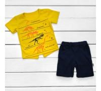 Набор футболка и шорты Юрский период