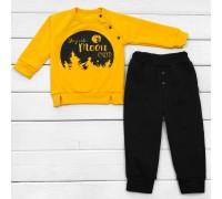 Дитячий костюм Moon кофта і штани