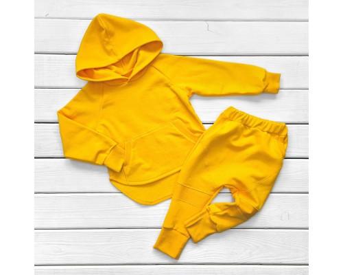 Дитячий костюм з кофтою кенгуру Honey