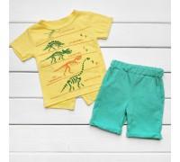 Комплект шорты и футболка Юрский период