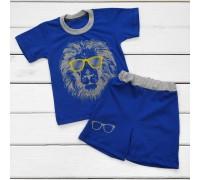 Комплект футболка и шорты Алекс