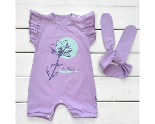 Песочник с повязкой Flower