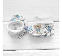 Пинетки носочки Мишки