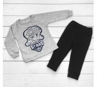 Пижама с начесом для мальчика BrawlStars