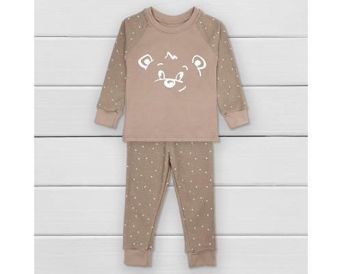 Дитяча піжама з принтом що світиться Bear