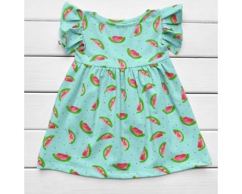 Уценка (дефекты) Платье детское арбузики