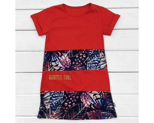 Плаття-туніка з коротким рукавом Gentle Girl