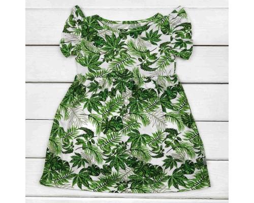 Сукня на літо Папороть