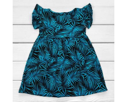 Платье StylePalm с коротким рукавом
