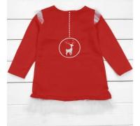 Детское новогоднее платье Бемби