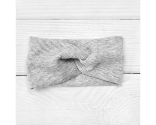 Дитяча повязка з тканини рубчик Lines