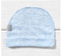 Шапочка з літньої тканини для малюків Zizoo