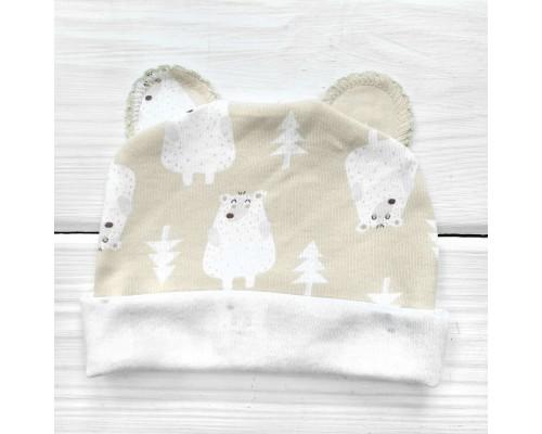Шапочки з вушками Мішка