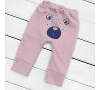 Дитячі штани в пудровому кольорі Berni